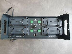 Sennheiser Quad Pack QP 3041 Quadpack inkl. RF Module614-650MHZ