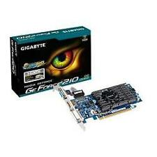 Tarjeta grafica Gigabyte GeForce 210 1GB GDDR3 HDMI