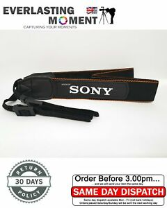 Neck Shoulder Strap Belt For Sony A6500 A6300 NEX-7 RX100 V A7R II Camera UK