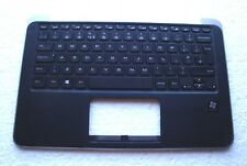 DELL XPS 13 L321X L322X Palmrest Top Case UK Backlit Keyboard 0YJTP8 025N8V