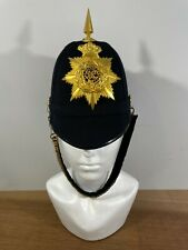 More details for victorian british army royal military college sandhurst officers 1878 helmet