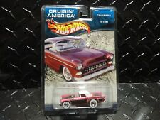 Hot Wheels Cruisin America Pink '57 T-Bird