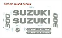 """mako 717 Boats Emblem 34/"""" black FREE FAST delivery DHL express stickers"""