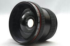 @ Ship in 24 Hrs! @ Super Wide Fish Eye Conversion Lens 0.25X 52mm Filter Thread