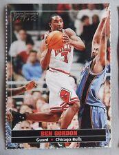 2005 Sports Illustrated For Kids Ben Gordon Bulls Basketball Card
