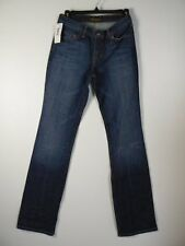 David Kahn Bootcut Low Rise Lightly Distressed Jeans 4 Style 3560 NEW D342