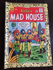 Archie's Madhouse #44 December 1965 Archie Series