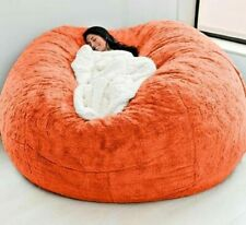 cover 7ft Giant Big Soft Micro suede Bean Bag sofa cover Chair jumbo comfortable