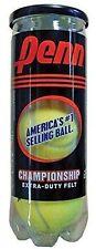 Penn Championship Tennis Balls Xd | 1Can - 3 Balls | Brand New | Free Shipping