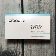 PROACTIV CLEANSING BODY BAR 5.25 oz NEW & SEALED 12/2018