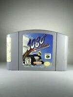 1080° Snowboarding Professionally Cleaned & Tested (Nintendo 64, 1998)