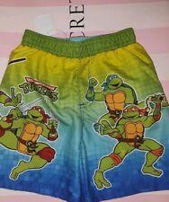 Ninja turtle swimming trunks New 24 months