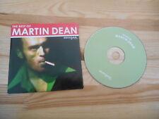 CD Rock Martin Dean - The Best Of .. (15 Song) MONOGAM REC - cardboard sleeve -