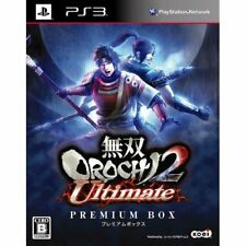 Used PS3 Musou OROCHI 2 Ultimate Premium BOX