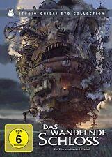 2 DVDs *  DAS WANDELNDE SCHLOSS (Special Edition)  # NEU OVP §