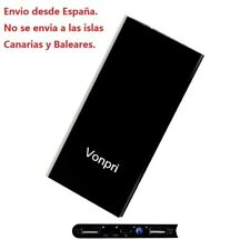 10000mAh Batería Externa Cargador Móvil Portátil Power Bank Charger Universal ES