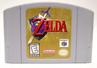 The Legend of Zelda: Ocarina of Time *Cartridge Only (Nintendo 64, N64)