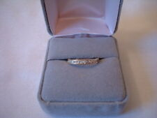 14k Gold 13 Diamond Wedding/Anniversery Band