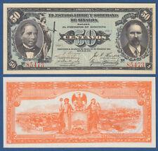 México/México 50 centavos 1915 UNC p.s1042