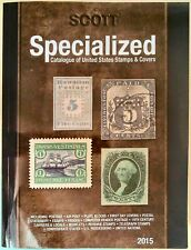 Scott 2015 Specialized Catalogue of US Stamps