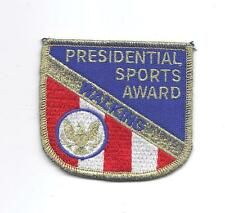 **PRESIDENTIAL SPORTS AWARD WALKING PATCH**