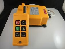 6 Channels Hoist Crane Radio Remote Control System 12-24V DC/AC