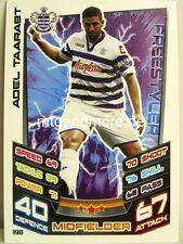Match Attax 2012/13 Premier League - #190 Adel Taarabt - QPR