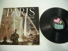 MICHEL MAGNE ET SON GRAND ORCHESTRE A CORDES LP PARIS BIEM 323 001EASY LISTENING