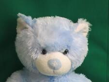 BIG BABY BOY BLUE SILVER SPARKLE HIGHLIGHT BUILD A BEAR PLUSH STUFFED ANIMAL TOY