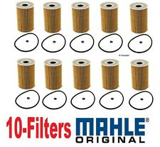 10-Pieces OEM Mahle Oil Filter's for Mercedes Sprinter OM642