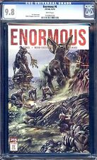 ENORMOUS #6 VOLUME 1 REGULAR COVER CGC 9.8 WHITE PAGES  SALE!