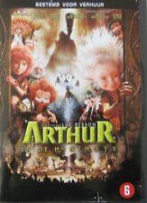 ARTHUR  EN DE MINIMOYS  - DVD
