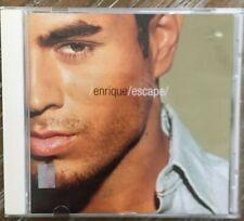 Enrique Iglesias -Escape- 2001 Mexican Cd Latin Pop