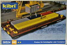 Kibri 38524 Kit of a Lighter for bulk goods or container HO Scale 1/87