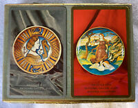 2 Decks of Congress Playing Cards The National Gallery Art Museum VTG