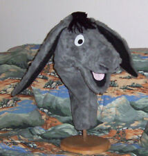 Large Donkey moving mouth Puppet for Education, Teachers,Vbs Ministry, Easter