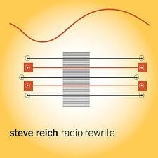 Steve Reich - Radio Rewrite [New CD]