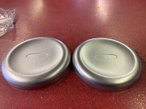 2 BRAND NEW NON GENUINE FRONT WHEEL CAP TO SUIT MK6 MK6 MK8 TRANSIT TIPPER 00->