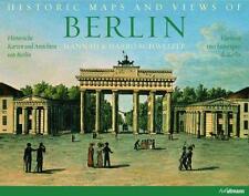 Historische Karten und Ansichten von Berlin von Harro Schweizer (2010, Taschenbuch)