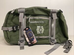Evolved Motion EmPack Nomad- Workout Backpack Fitness Pack Weight Training