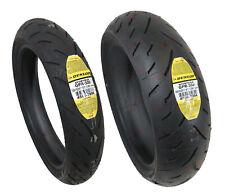Dunlop Sportmax 120/70ZR17 180/55ZR17 GPR 300 Front Rear Motorcycle Tires