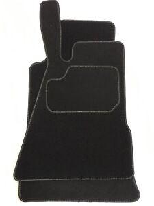 Velours Fußmatten passend für Smart Roadster Bj. 2003 - 2005 (L)