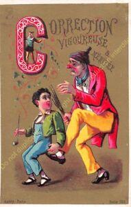 Kitschbild Illustration Aubry Paris Humor Alphabet Brief C