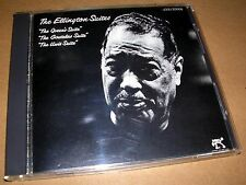 RARE - THE DUKE ELLINGTON SUITES 1976 CD (JAPAN) J33J 20008 BY PABLO, POLYDOR