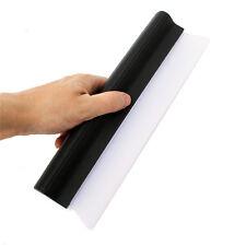 1x Squeegee Car Window Antislip Wiper Water Blade Non-Scratch Silicone Cleaner