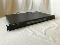 Roland A-110 MIDI DISPLAY Rare 80s vintage unit