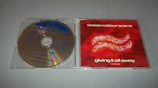 OCEAN COLOUR SCENE ** GIVING IT ALL AWAY ** CD SINGLE - MADE IN ENGLAND