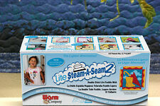 LITE STEAM A SEAM 2 - FUSIBLE 12 iNCH Wide Sold By The Yard Continuous Cut