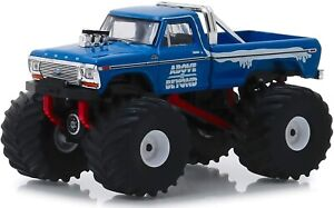 GREENLIGHT GL49040C - 1/64 1978 FORD F250 MONSTER TRUCK ABOVE N BEYOND