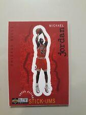Rare 1997 Michael Jordan Collector's Choice Stick - Ums Rare Ebay 1/1